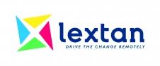 Logo de Lextan qui sera présent au village start-up du salon construction days